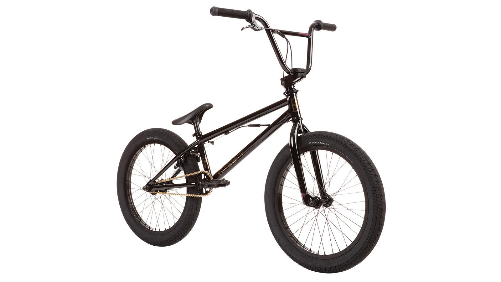 """Fit 2020 Fit Park 20.25"""" Gloss Black Bike"""