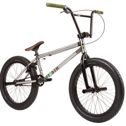 """Fit 2020 Fit Street XL 20.75"""" Gloss Clear Raw Bike"""