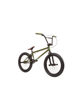"Fit 2020 Fit Street XL 20.75"" Gloss Army Green Bike"