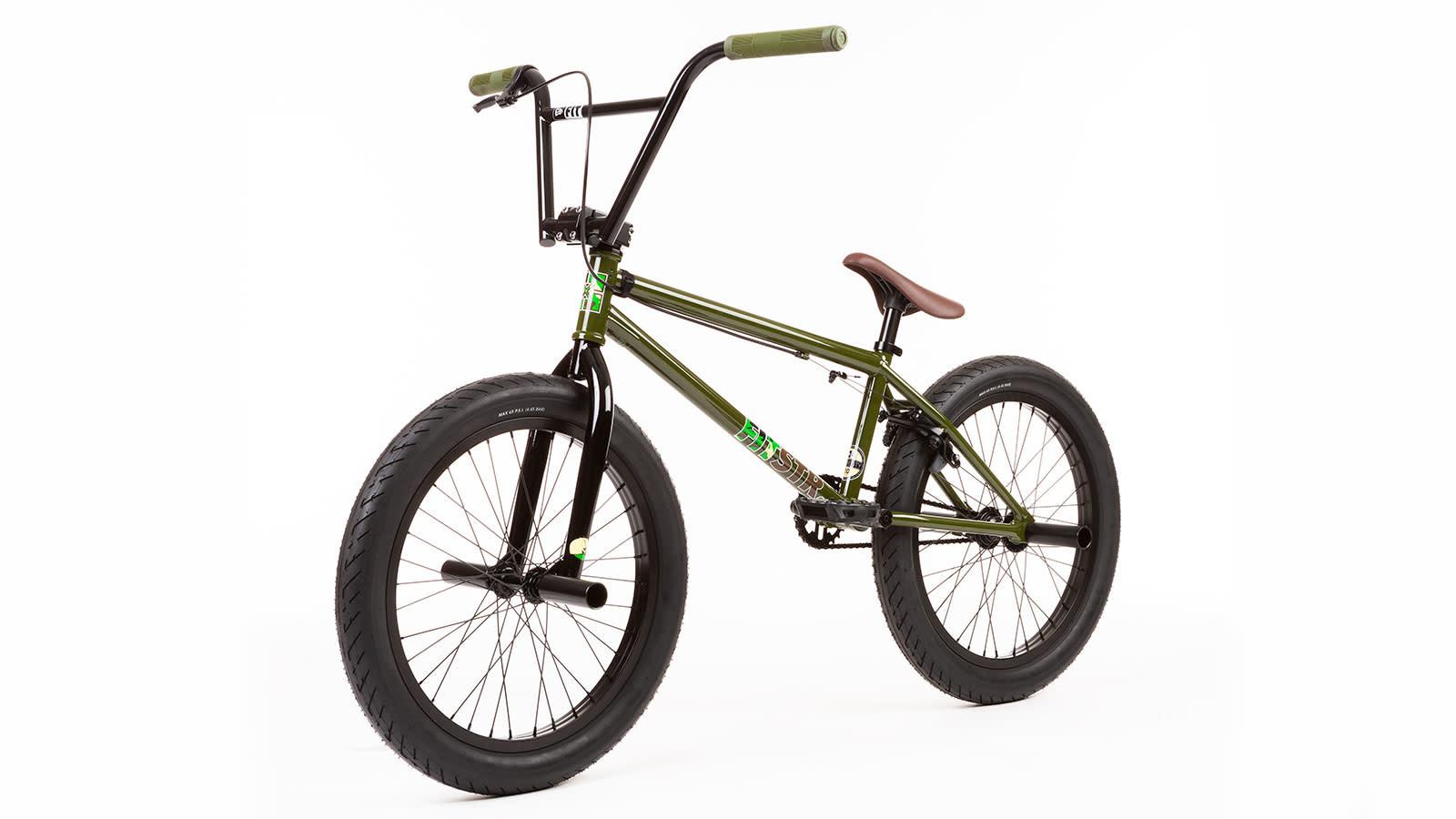 """Fit 2020 Fit Street XL 20.75"""" Gloss Army Green Bike"""