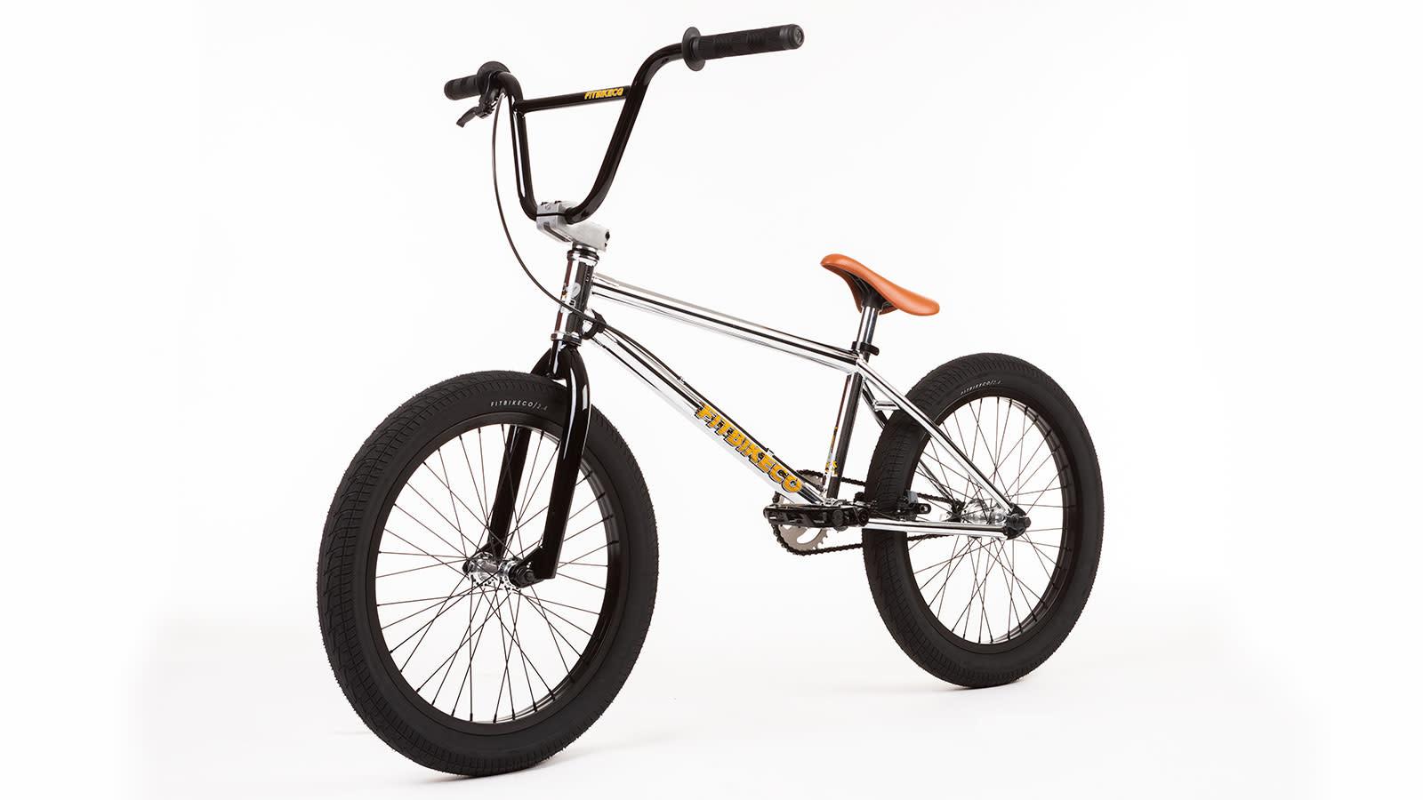 """Fit 2020 Fit Trail 21"""" Chrome Bike"""