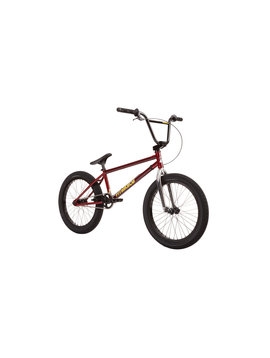 "Fit 2020 Fit Trail 21"" Trans Red Bike"
