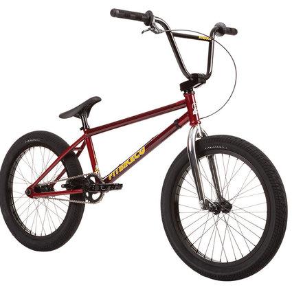 """Fit 2020 Fit Trail 21"""" Trans Red Bike"""