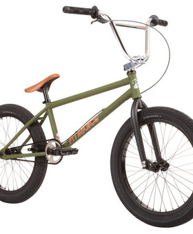 "Fit 2020 Fit Trail XL 21.25"" Matte Army Green Bike"