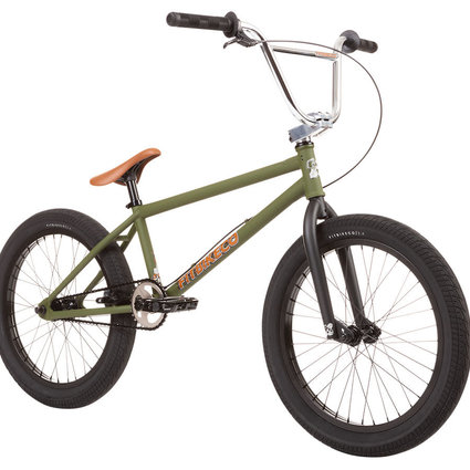 "Fit 2020 Fit Trail XL 21.25"" Matte Army Green Bike"
