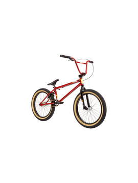 "Fit 2020 Fit Series One 20"" Burgundy Bike"