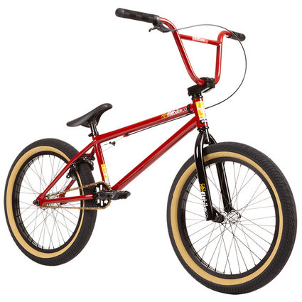 "Fit 2020 Fit Series One 20"" Burgundy Bike"