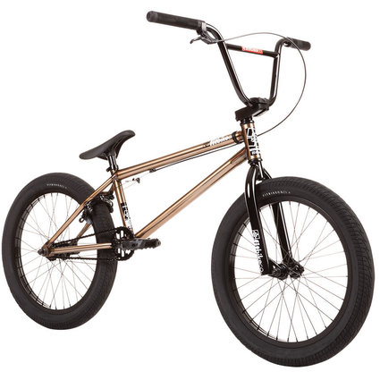 "Fit 2020 Fit Series One 21"" Trans Gold Bike"