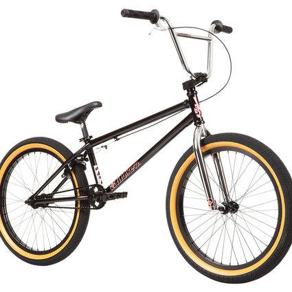 """Fit 2020 Fit Series 22"""" Trans Black Bike"""