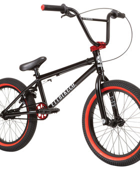 Fit 2020 Fit Eighteen Black Bike
