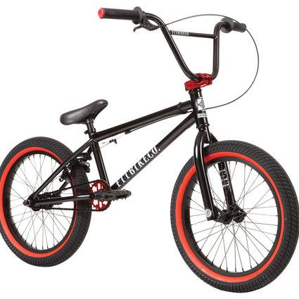 Fit 2020 Fit Eighteen Black Bike