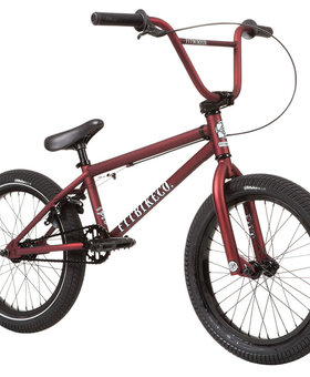 Fit 2020 Fit Eighteen Matte Dark Red Bike