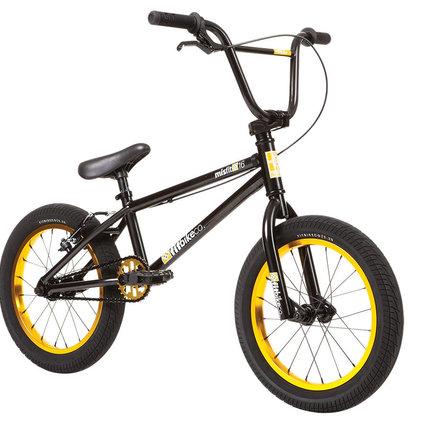 "Fit 2020 Fit Misfit 16"" Black Bike"