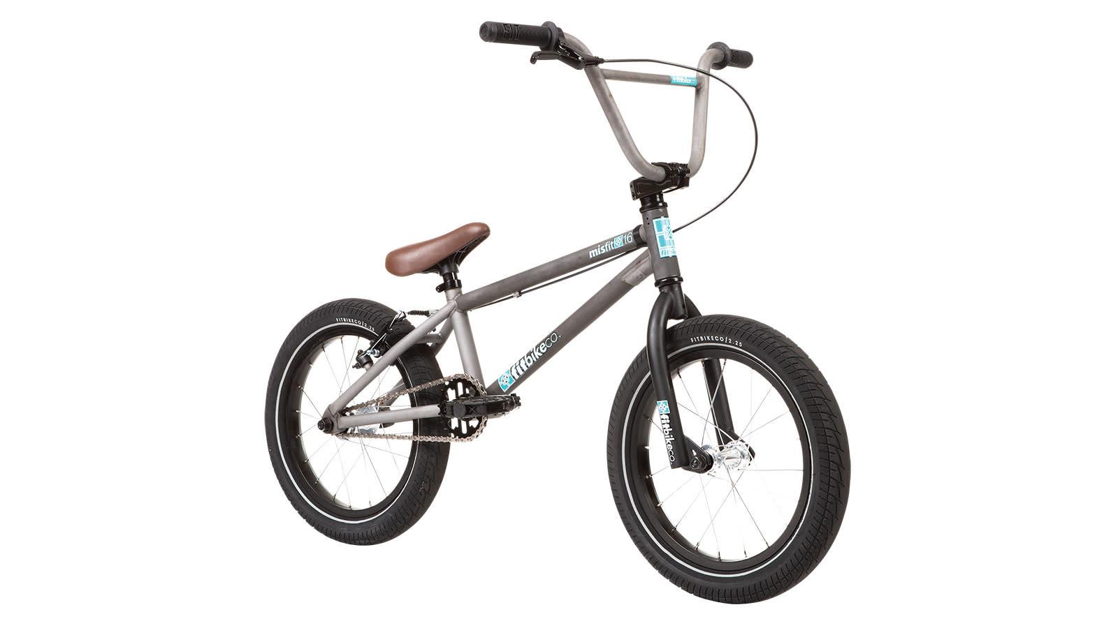"""Fit 2020 Fit Misfit 16"""" Matte Clear Bike"""
