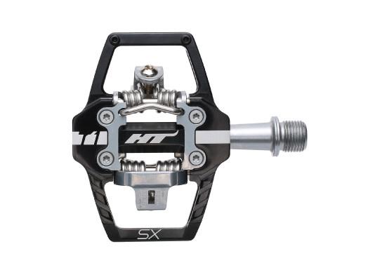 HT Components HT T1-SX BMX-SX Black Pedals