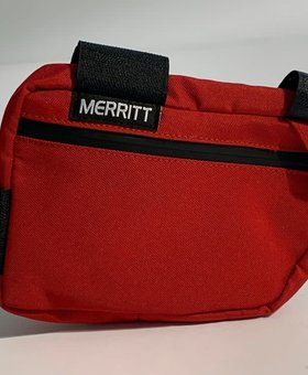 Merritt Merritt Corner Pocket MKII Red Frame Bag