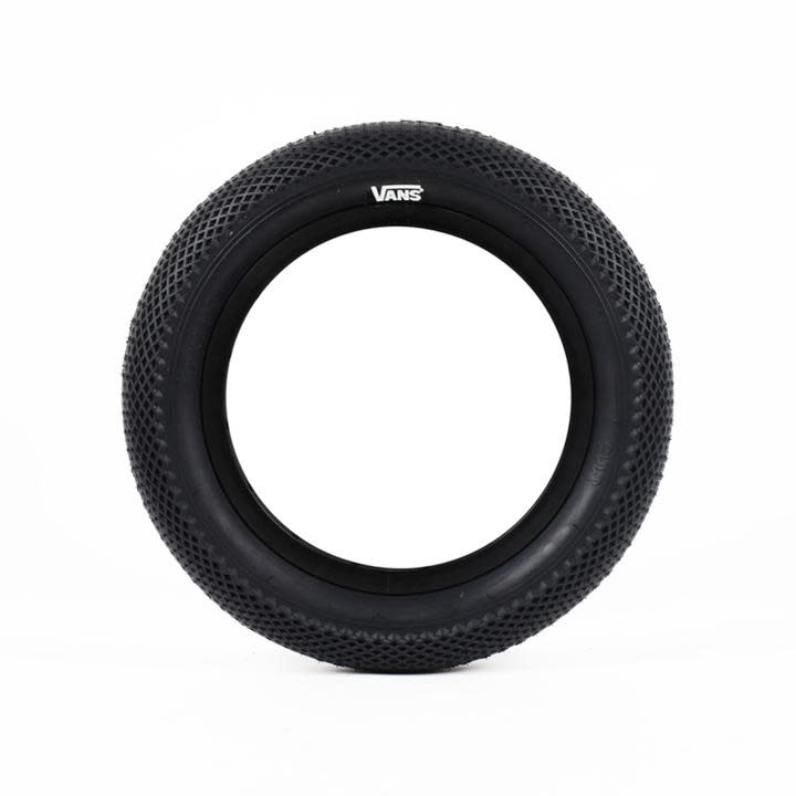 """Cult 12x2.20"""" Cult X Vans Tire Black"""