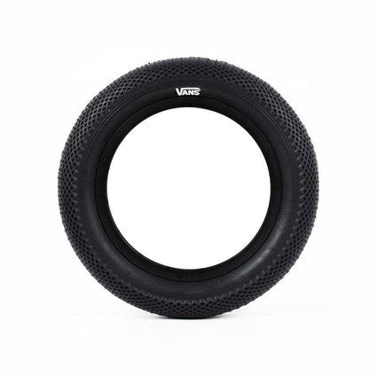 """Cult 16x2.30"""" Cult X Vans Tire Black"""