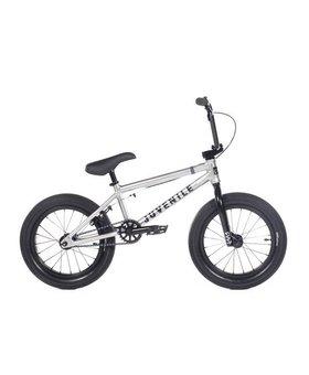 """Cult 2020 Cult Juvenile 16"""" A Silver Bike"""