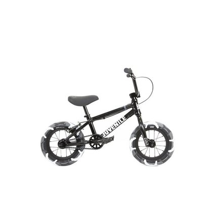 "Cult 2020 Cult Juvenile 12"" B Black Bike"
