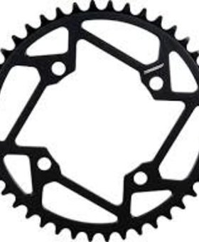 Tangent Products Tangent Halo 4-Bolt Black Chainring
