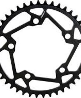Tangent Products Tangent Halo 5-Bolt Black Chainring