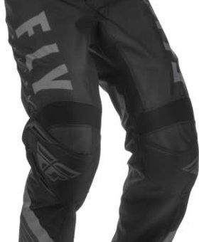 Fly Racing 2020 Fly Racing F-16 Adult Black/Grey Pants