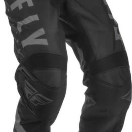 Fly Racing 2020 Fly Racing F-16 Adult Black/Grey Pants