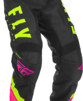 Fly Racing 2020 Fly Racing F-16 Adult Pink/Black/Hi-Vis Pants