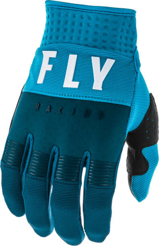 Fly Racing 2020 Fly Racing F-16 Adult Navy/Blue/White Gloves