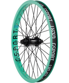 GSport GSport Elite Front Toothpaste Wheel