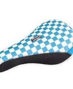 Stolen Stolen Fast Times XL Blue/White Checkboard Seat