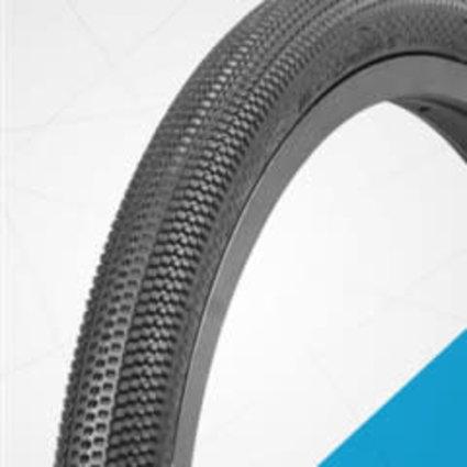 "Vee Tire Co. 24x1.5"" Vee Rubber Mk3 Black Tire"