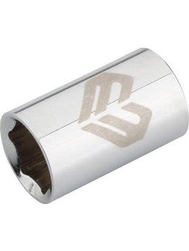 Eclat Eclat Seeker Pedal Locknut Socket Tool, Silver