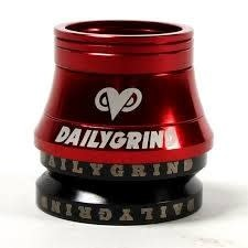 Daily Grind Daily Grind Red Headset