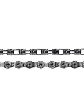 "Crupi Crupi Full-Link Pro 3/32"" Hollow Silver Chain"