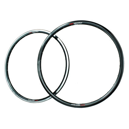 "Answer BMX Answer BMX Alumilite Mini 20"" Rear Black Rim"