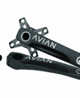 avian Avian Cadence 175mm Black Crank