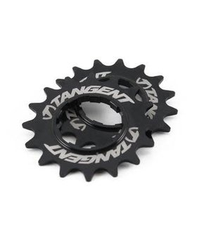 Tangent Products Tangent Alloy 16T Black Cog