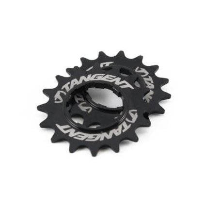 Tangent Products Tangent Alloy 18T Black Cog