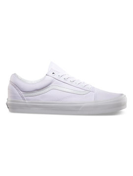 Vans Vans Old Skool True White Shoes