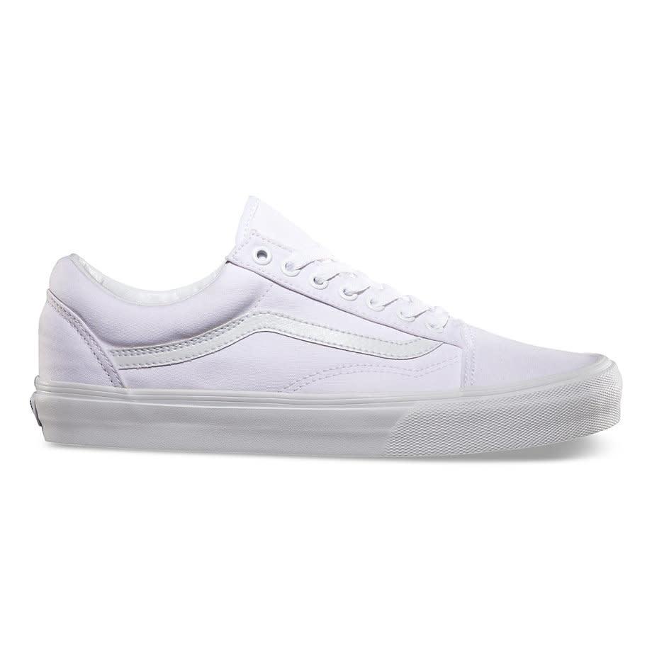 Vans Vans Old Skool True White Shoes