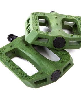 S&M S&M Grip N Slide Dark Green Pedals