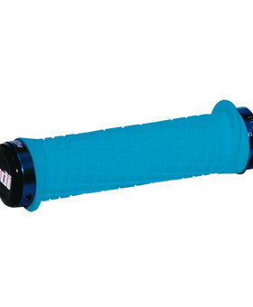 ODI Troy Lee Designs ODI Lock-On Aqua/Blue Grips