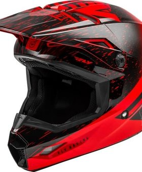 Fly Racing 2020 Fly Racing Kinetic K120 Adult Red/Black Helmet