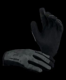 iXS IXS Carve Adult Black Camo Gloves