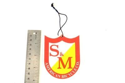 S&M S&M Shield Air Freshener