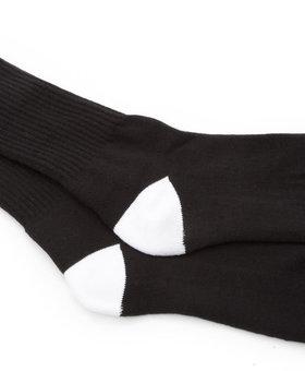 S&M S&M Block Black Socks