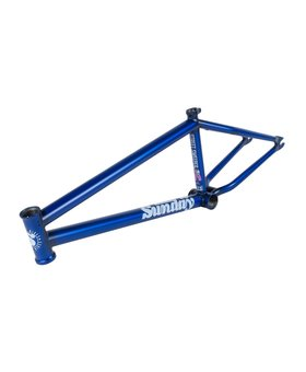 "Sunday Sunday Street Sweeper 20.75"" Trans Blue Frame"