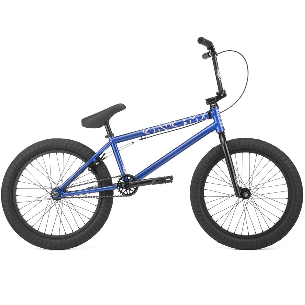 "Kink 2020 Kink Launch 20.25"" Digtal Blue Bike"